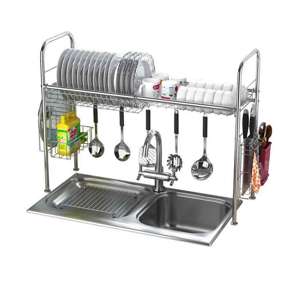 Stainless Steel Rack and shelf used in the kitchen from Professional Manufacturer Goldsun