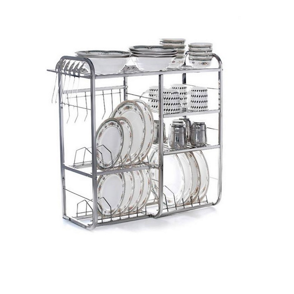 GOLDSUN _ Stainless Steel Rack and shelf used in the kitchen (Model number: R&S 01)