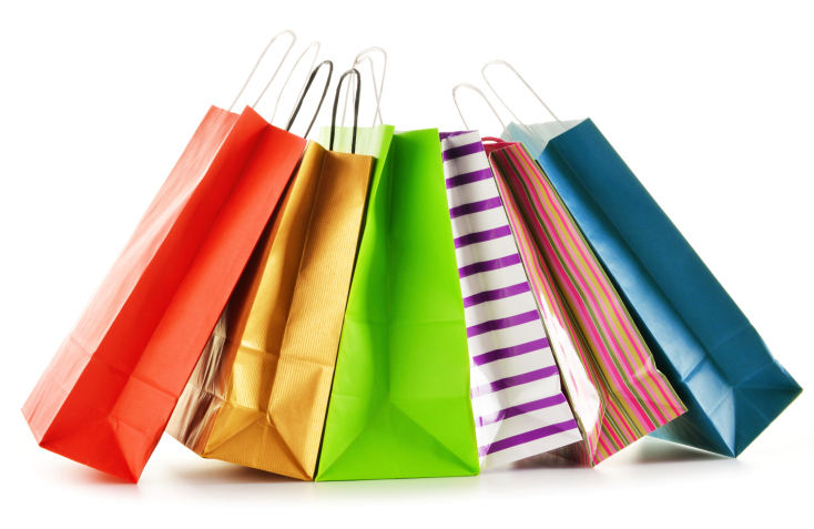 SHOPPING & RETAIL BAG