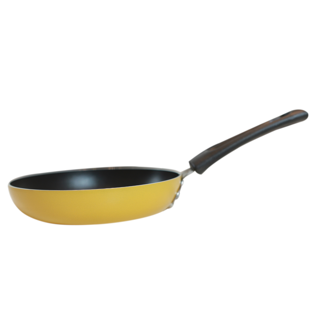 Non-stick frying pan from Goldsun brand with model number: FP-GC914(G,P,Y) Mrs Ella Nguyen: Whatsapp: +84 936776662