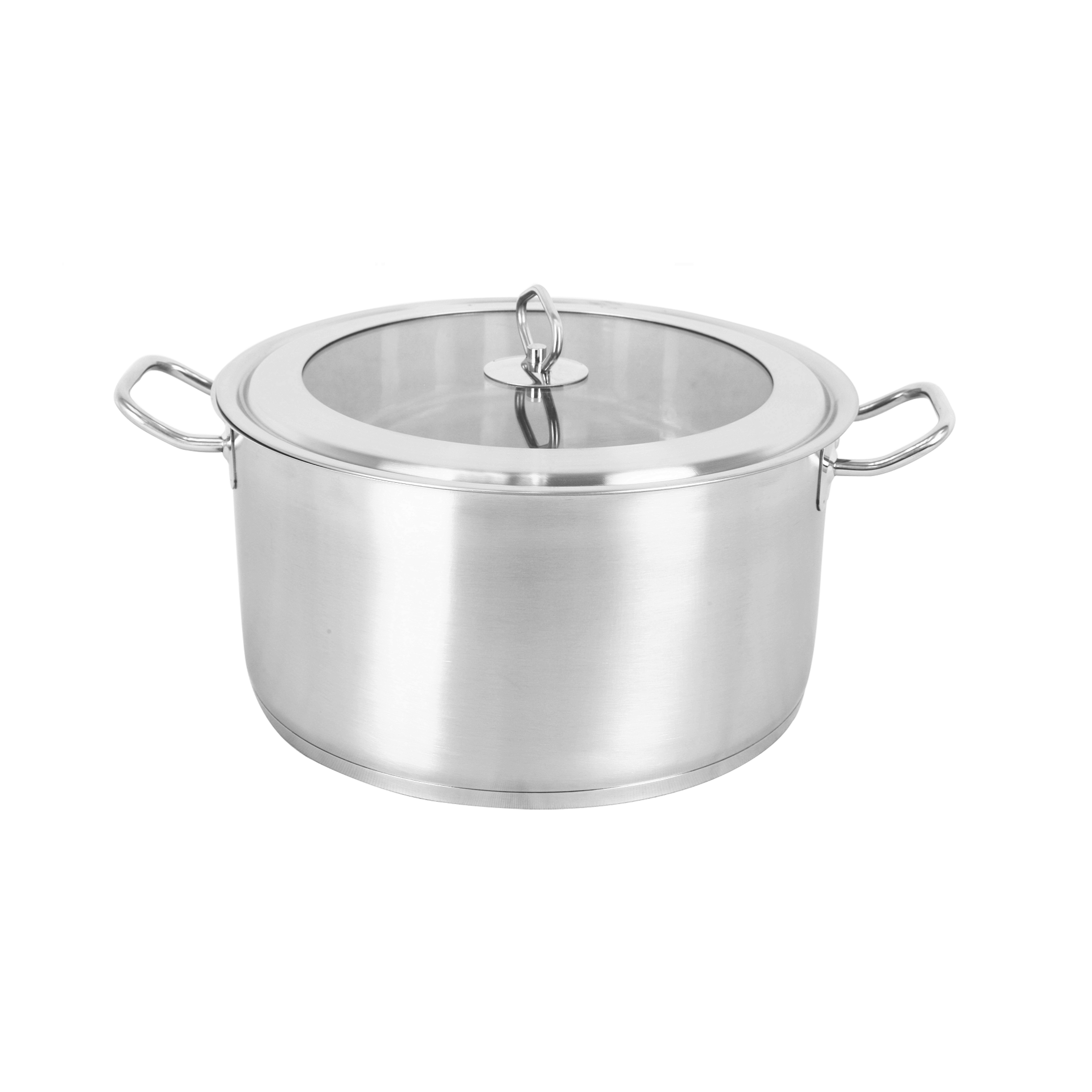GOLDSUN _ Stainless steel cookware and cooking pot and stainless steel pot has 3 bottom GDM 10-F24 from Vietnam